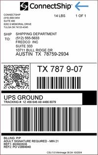 Connectship Custom Documents